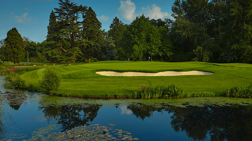 Featured image showing Buckinghamshire Golf Course
