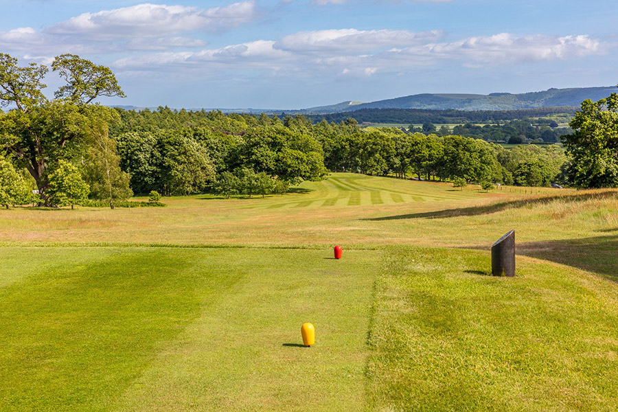 Cowdray Golf Course near Midhurst