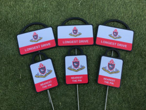 Portmarnock Golf Club Markers by GMS