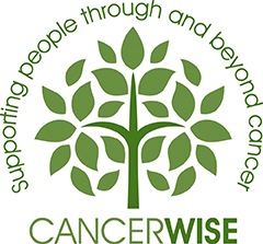 Logo CancerWise a free support service in Chichester