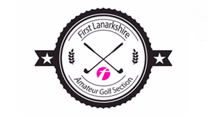 Logo First Lanarkshire Golf