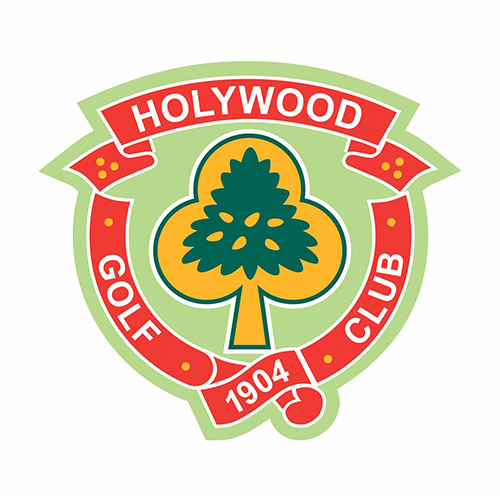 Logo Holywood Golf Club