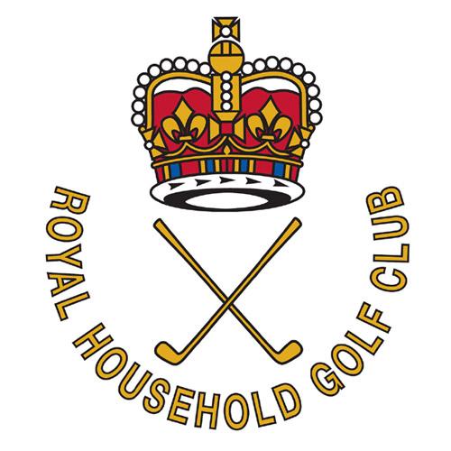 Royal Household Golf Club Logo