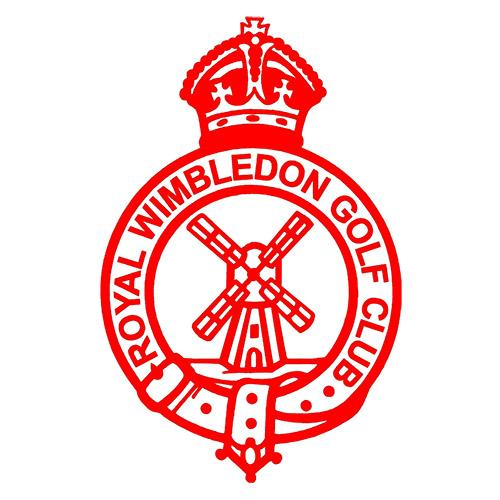 Royal Wimbledon Golf club logo